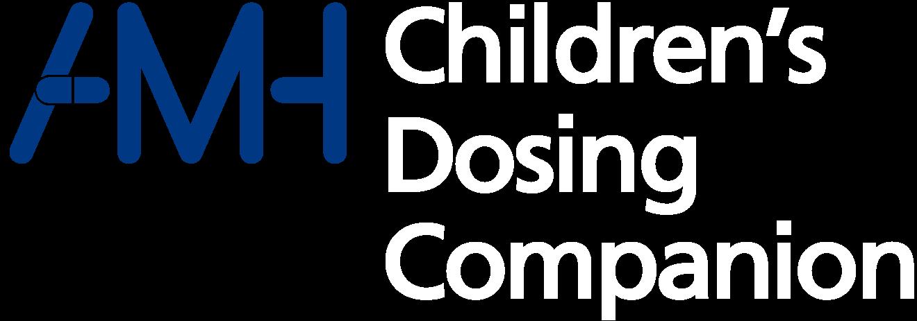 AMH Children's Dosing Companion
